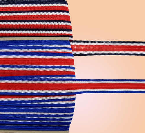 Woven Striped Tape