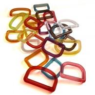Prym Plastic D-Ring