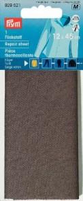 Prym Twill/Cotton Repair Sheet - Grey