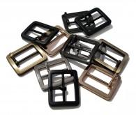 20mm Metal Rectangle Buckle