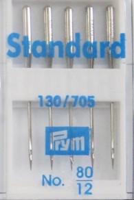 Prym Standard Machine Needles, No. 80