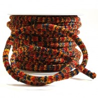 8mm Printed Chenille Cord