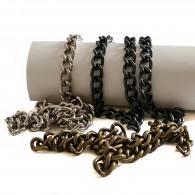 Heavy Metal Curb Chain