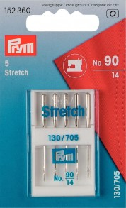 Prym Stretch Machine Needles, No. 90