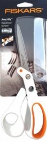 Fiskars 21cm Amplify RazorEdge Softgrip Scissors