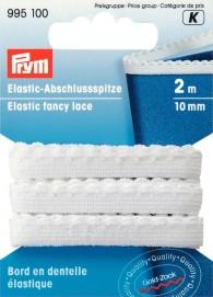 Prym Elastic Fancy Lace 2m of 10mm