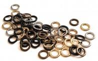 6mm Metal Bra Strap Ring
