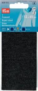 Prym Jeans Denim Repair Sheet - Black