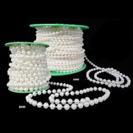Pearl Beads With String