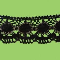 45mm Crochet Lurex Braid