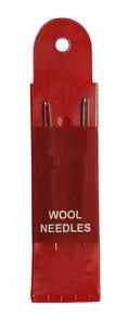 2 Wool Needles