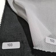 BI-Stretch Knitted Iron-On Interlining