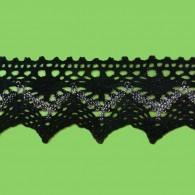 43mm Crochet Lurex Braid