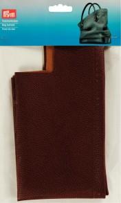 Prym Leatherette Bag Bottom Brown