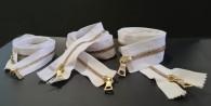 Riri Gold Teeth 2-Way Zips