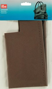 Prym Leatherette Bag Bottom Taupe