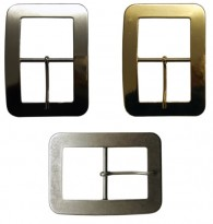 40mm Rectangle Buckle with Prong