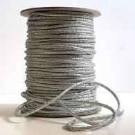 2.5mm Lurex Elastic Cord