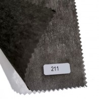 Light Sew-In Interfacing Charcoal