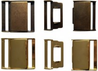 Metal Press Release Buckles