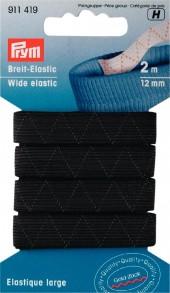 Prym Wide Elastic 2m of 12mm