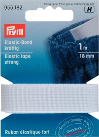 Prym Elastic Tape Strong 1m of 18mm
