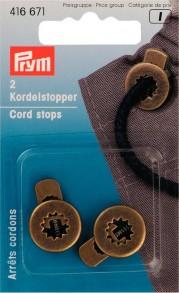 Prym Metal Cord Stoppers