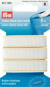 Prym Loom Elastic Extra Soft 2m of 15mm