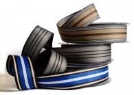 40mm Striped Webbing