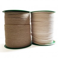 5mm Cotton Rounded Cord