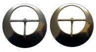 40mm Round Metal Buckle