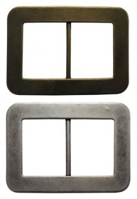 40mm Rectangle Buckle