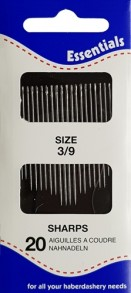 20 Sharps Needles