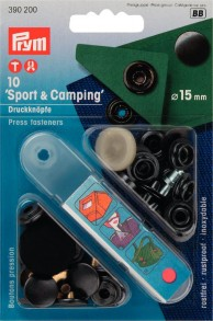 Prym 'Sport & Camping' Press fasteners