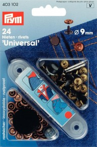 Prym 9mm Rivets