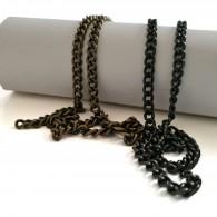 Small Metal Curb Chain
