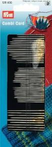 Prym Combi Sewing Needles & Threader