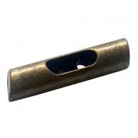 Metal 2-Hole Tube Toggle