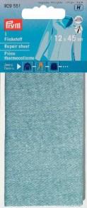Prym Jeans Denim Repair Sheet - Light Blue