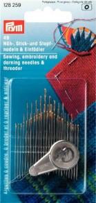 Prym Assorted Needles & Threader