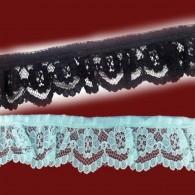 30mm Gathered Lace