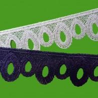 38mm Crochet Lace