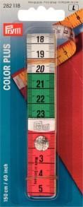 Prym 150cm/60inch Colour Plus Measuring Tape