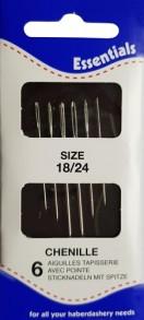 6 Chenille Needles