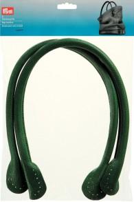 Prym Leatherette Bag Handles Green