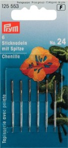 Prym Chenille Sewing Needles