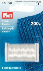 Prym Knitting-In Elastic Thread