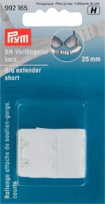 25mm Bra Extender Short