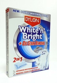 Dylon White \'N\' Bright + Oxi Stain Remover
