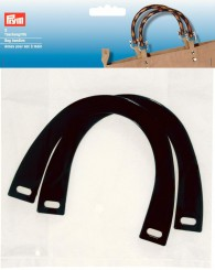 Prym Plastic Bag Handles Black